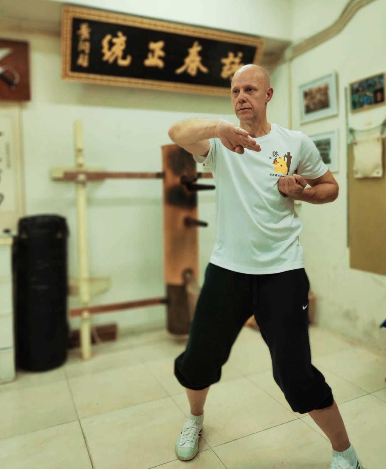 Jiu Wan Wing Chun